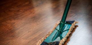 Jak ułatwić sobie sprzątanie podłóg?