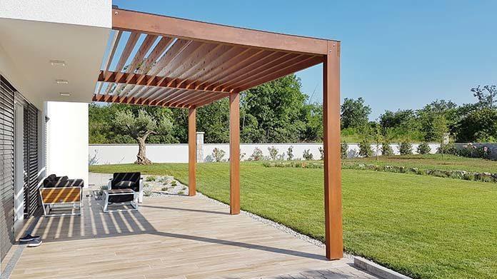 Sprawdzone sposoby na zadaszenie tarasu i ogrodu
