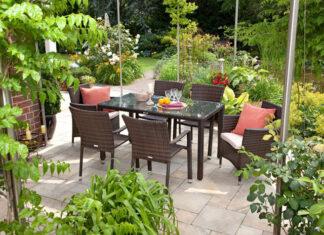 Szukasz idealnego wypoczynku do ogrodu? Wybierz meble z technorattanu